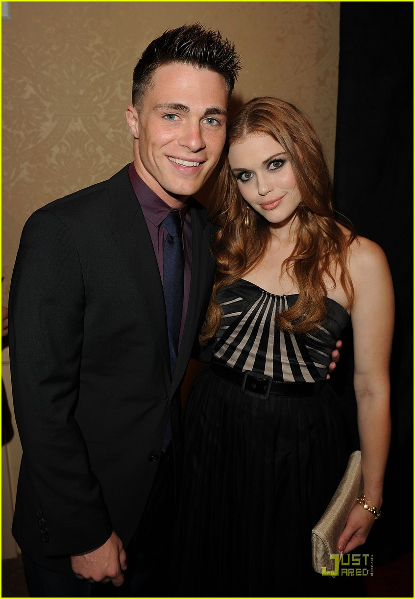 holland roden colton haynes thirst 17