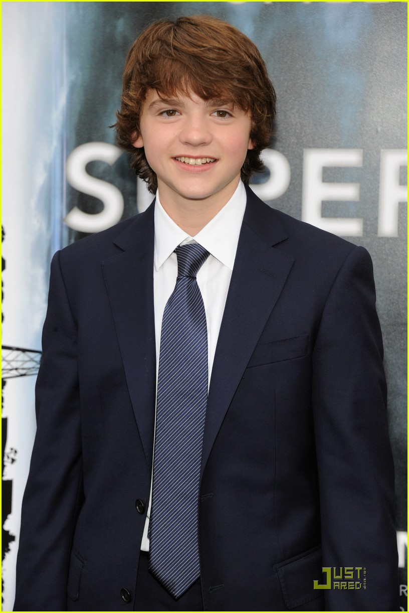 joel courtney super 8 premiere 06