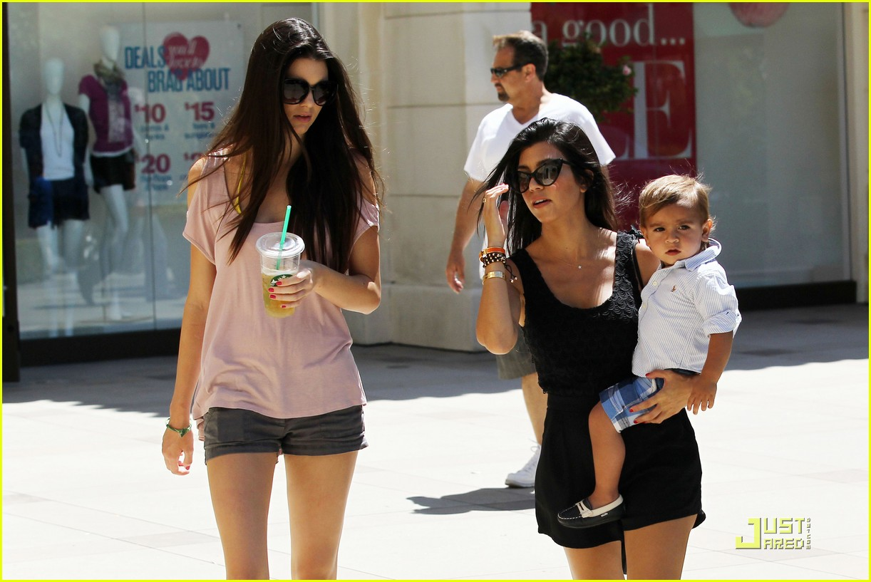 kendall jenner mason shopping 10