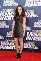 Lily-mtv lily collins mtv movie awards 01
