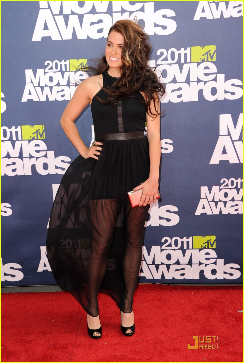 nikki reed mtv movie awards 03