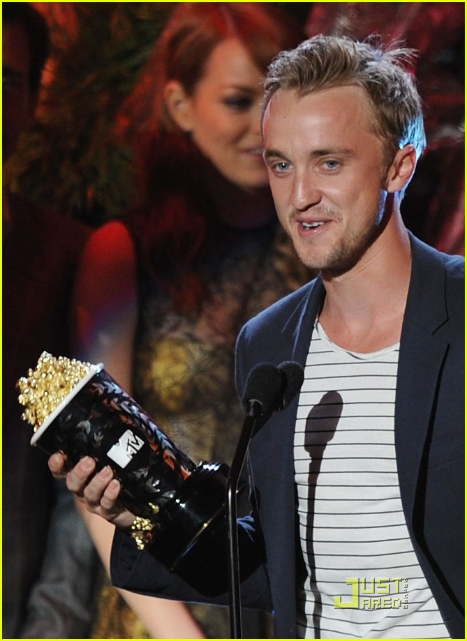 tom felton mtv best villian 03