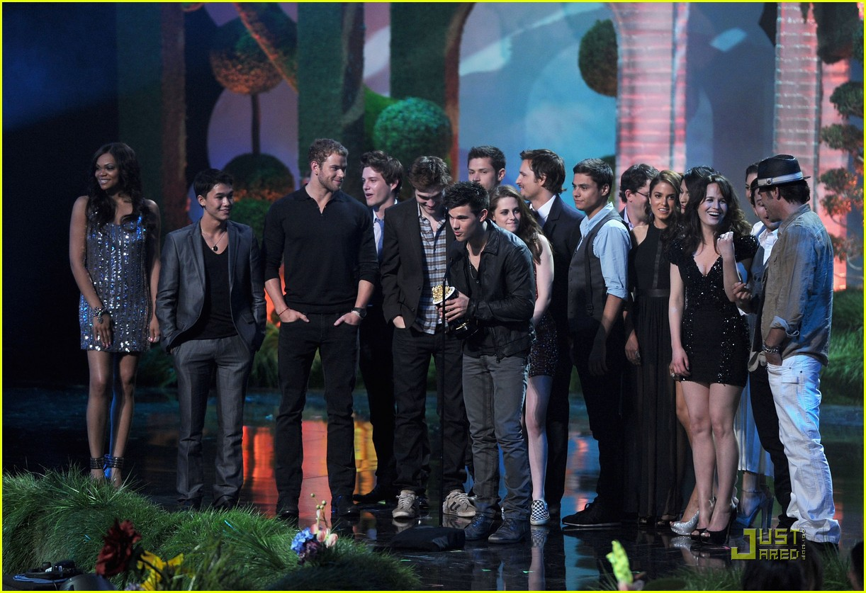 twilight eclipse mtv movie awards 10