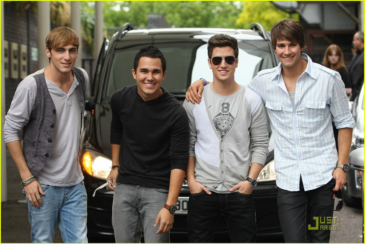 big time rush itv daybreak 03