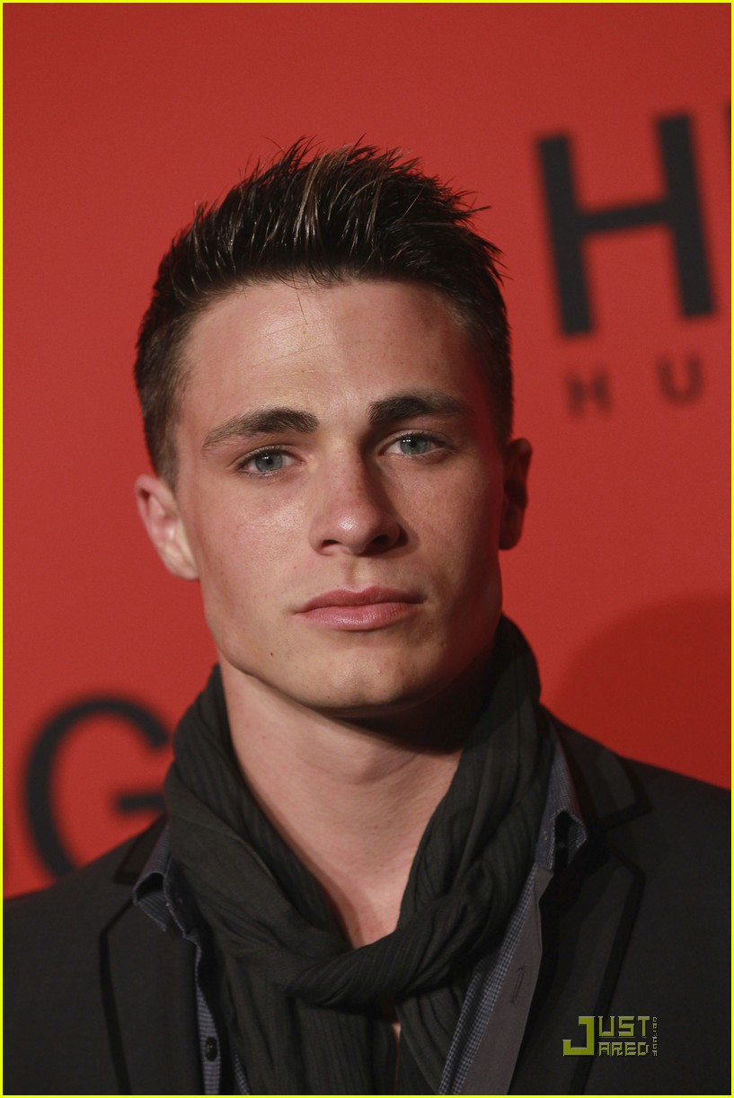 colton haynes hugo boss 10