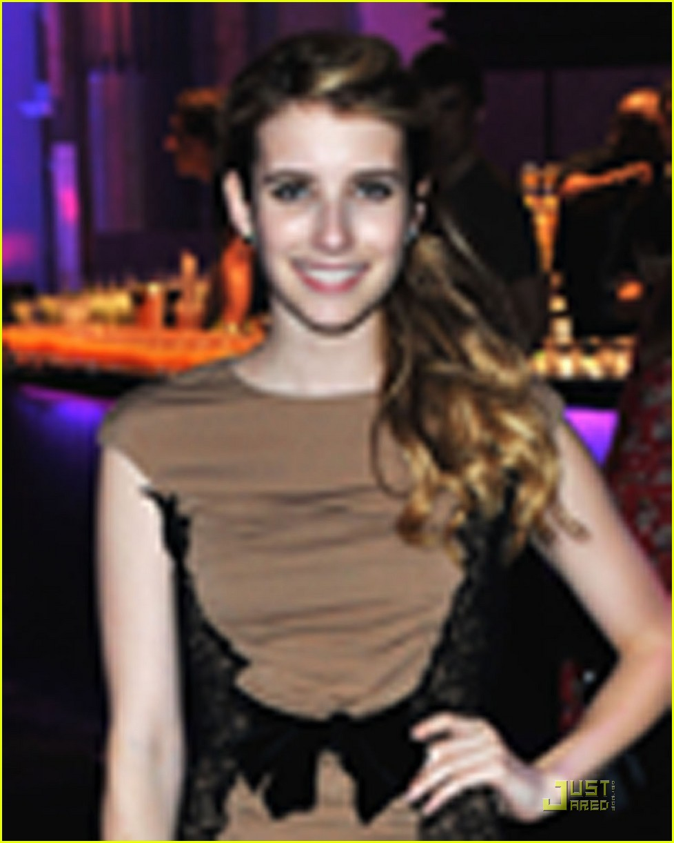 emma roberts hp afterparty 01