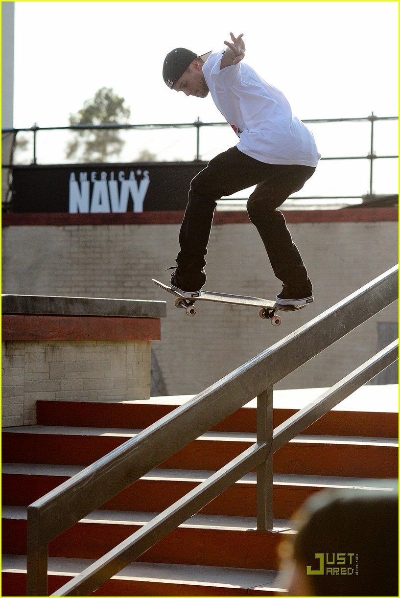ryan sheckler golf xgames 02
