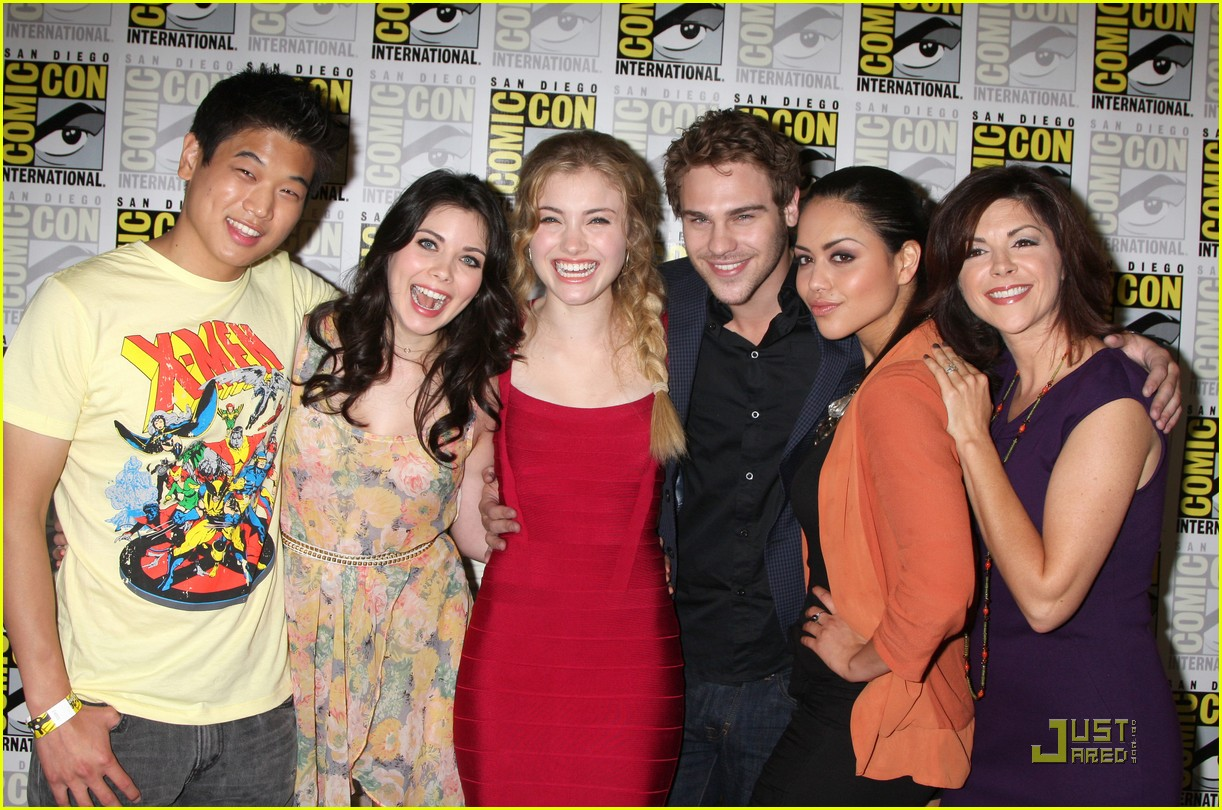 skyler samuels grey damon sdcc 11