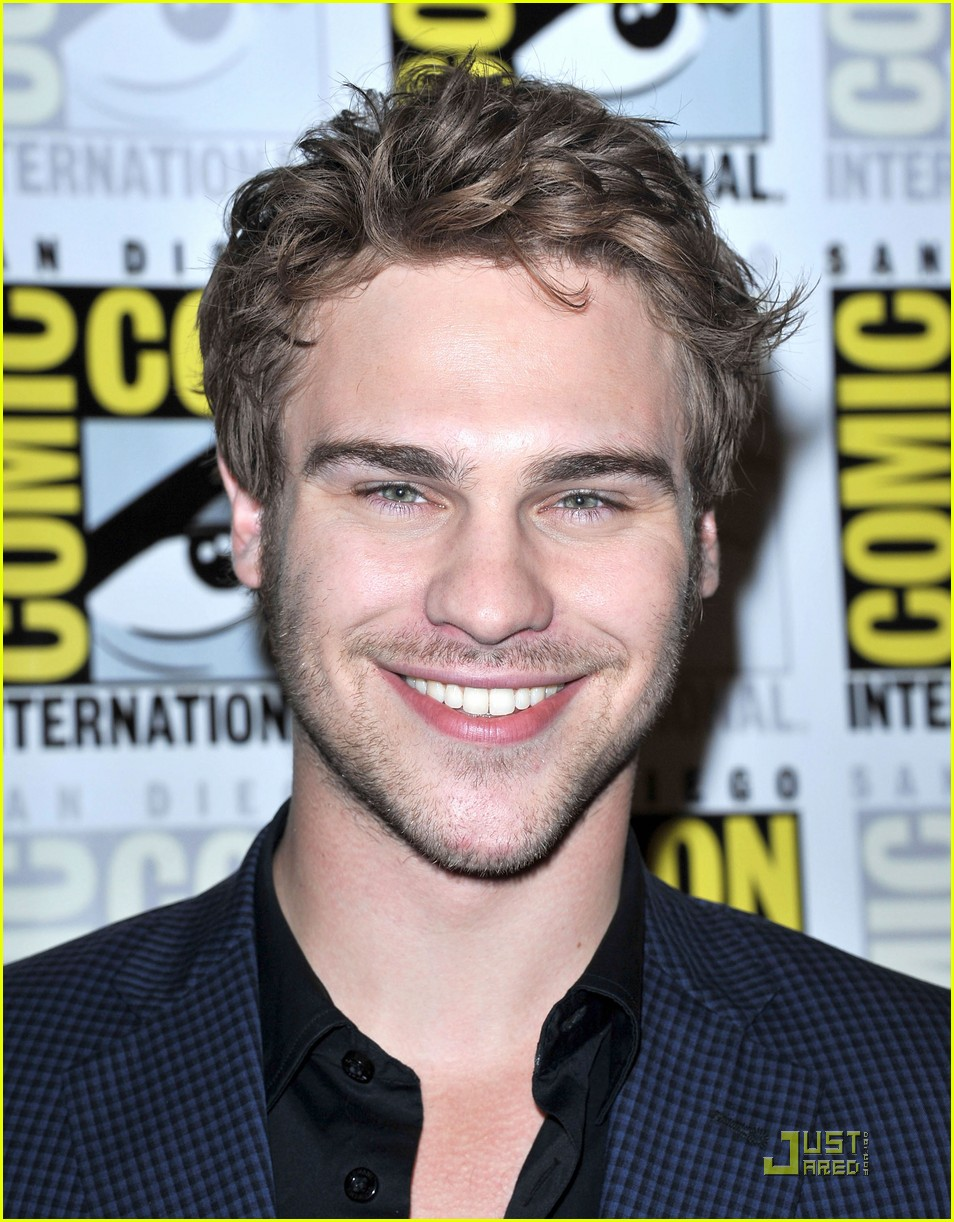 skyler samuels grey damon sdcc 12