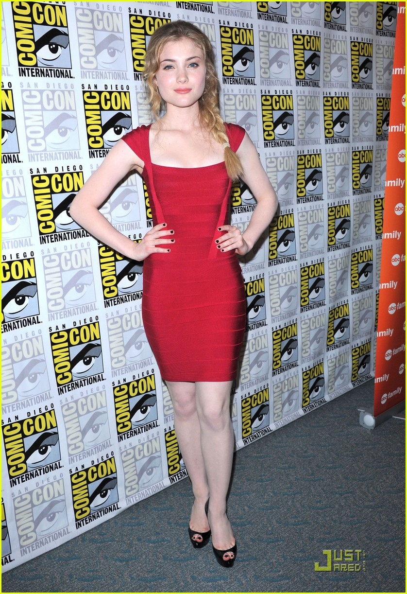skyler samuels grey damon sdcc 19