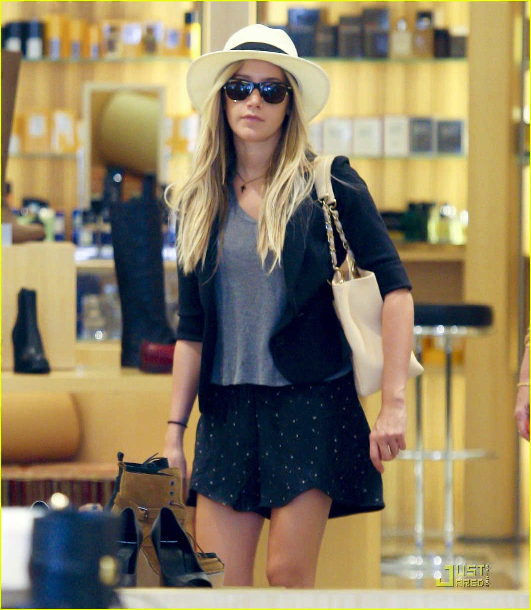 ashley tisdale barneys shoes 18