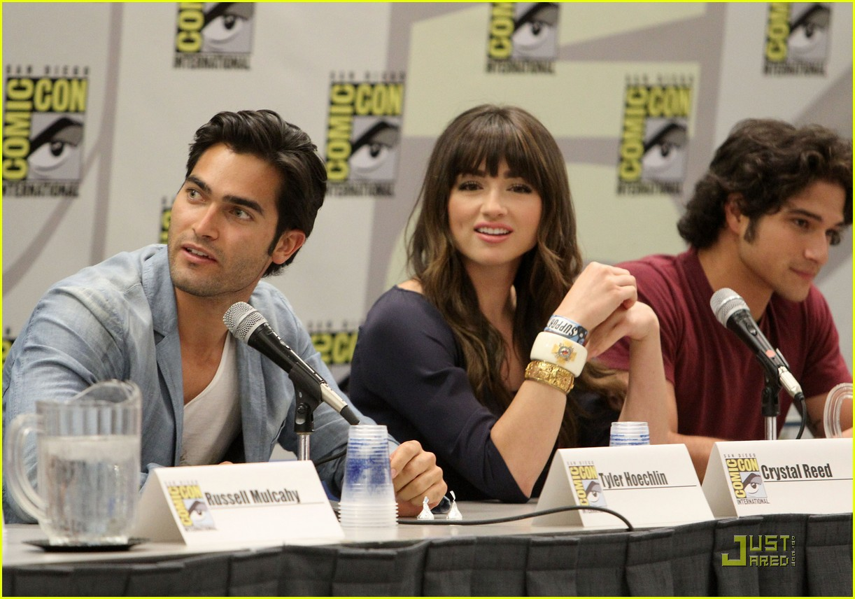 teen wolf comic con 07