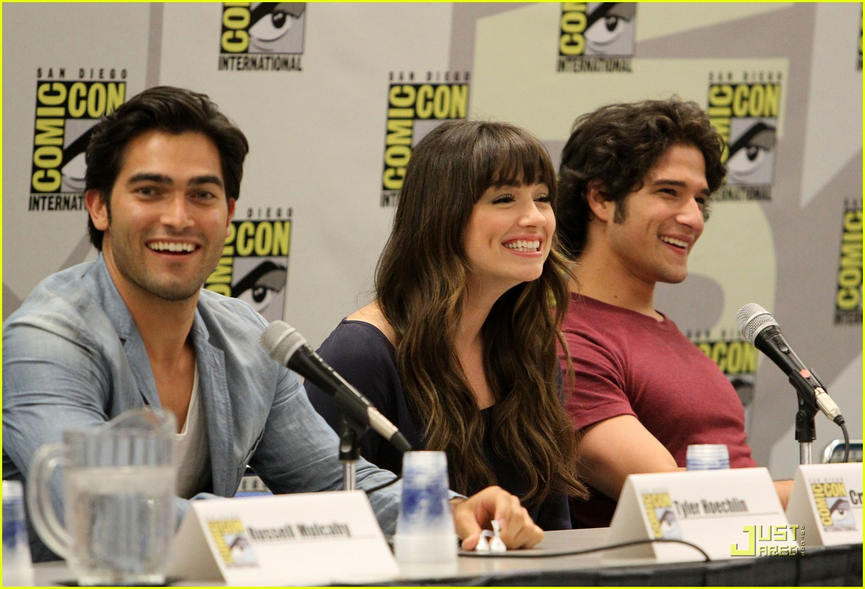 teen wolf comic con 09