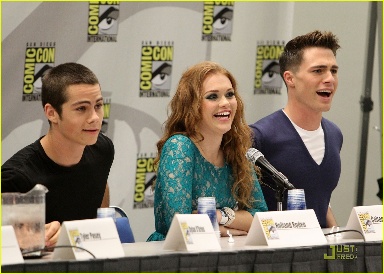 teen wolf comic con 12