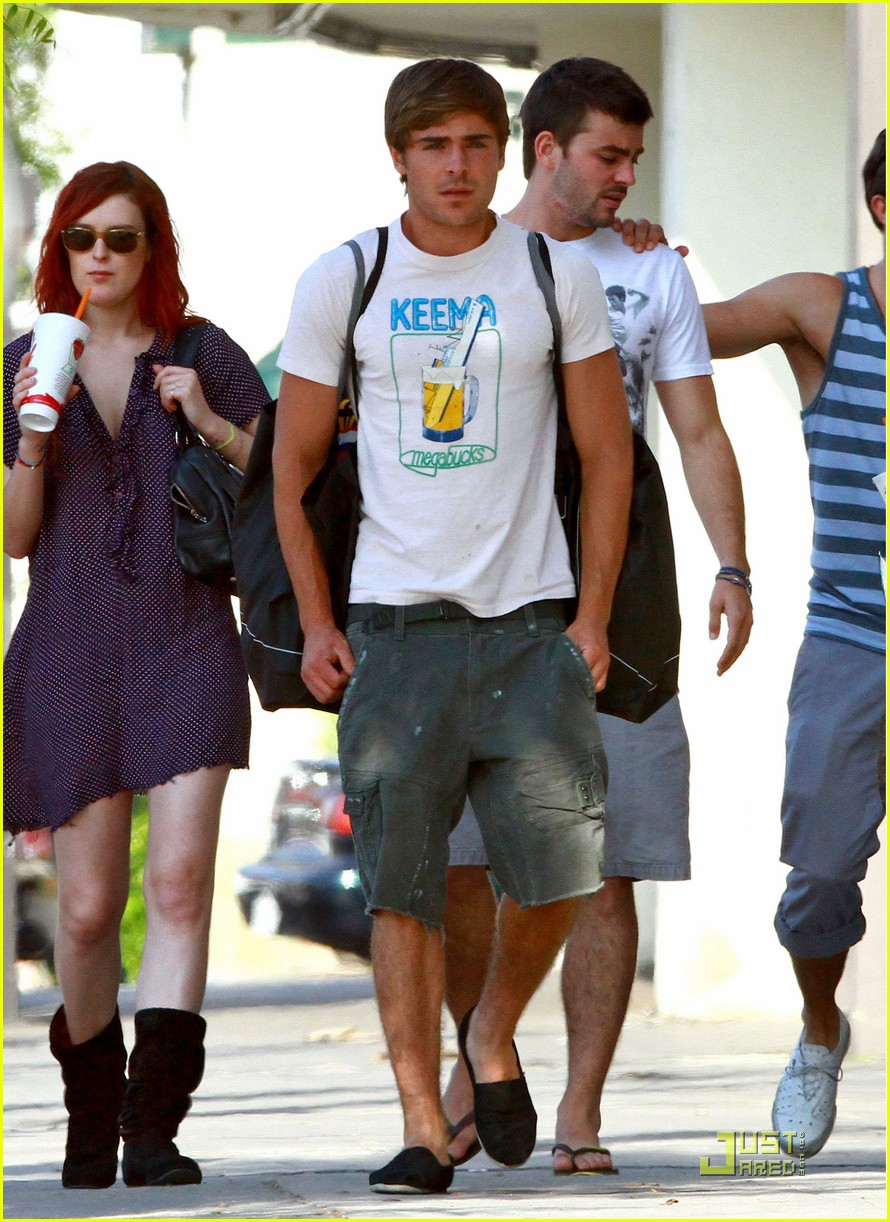 zac efron ryan rottman shopping 13