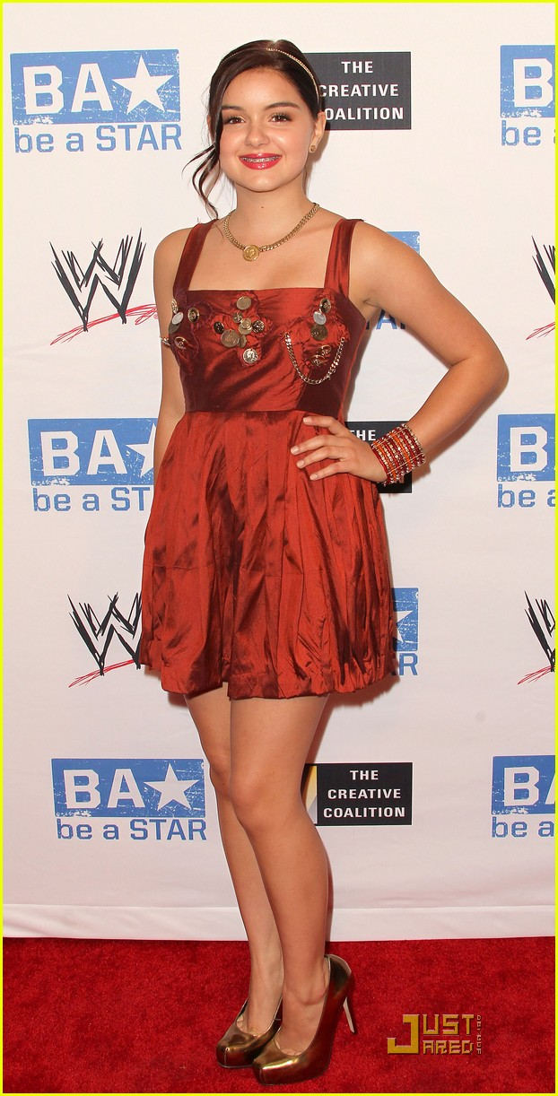 ariel winter triple h star alliance 07