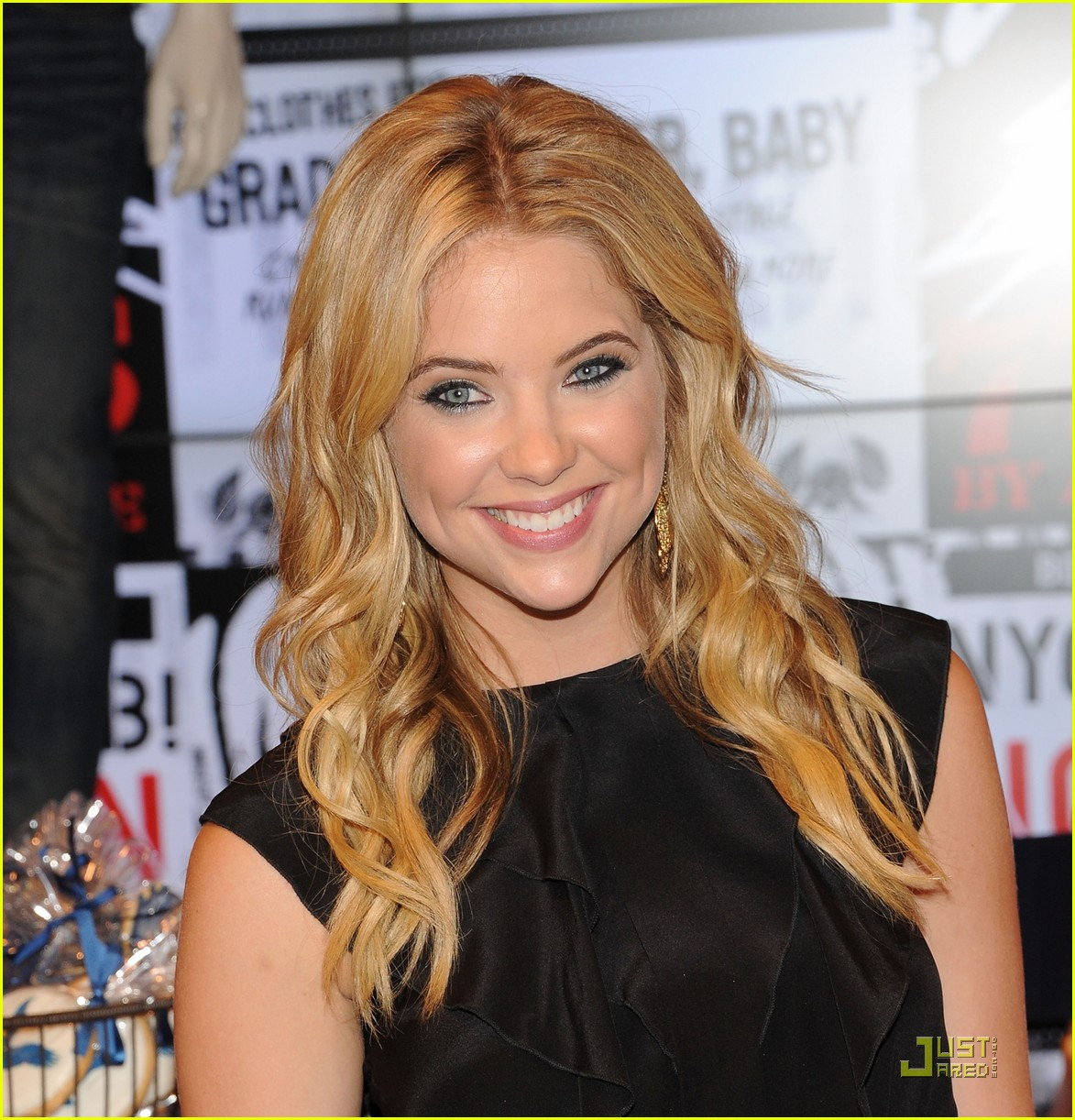 ashley benson seventeen nyc 03