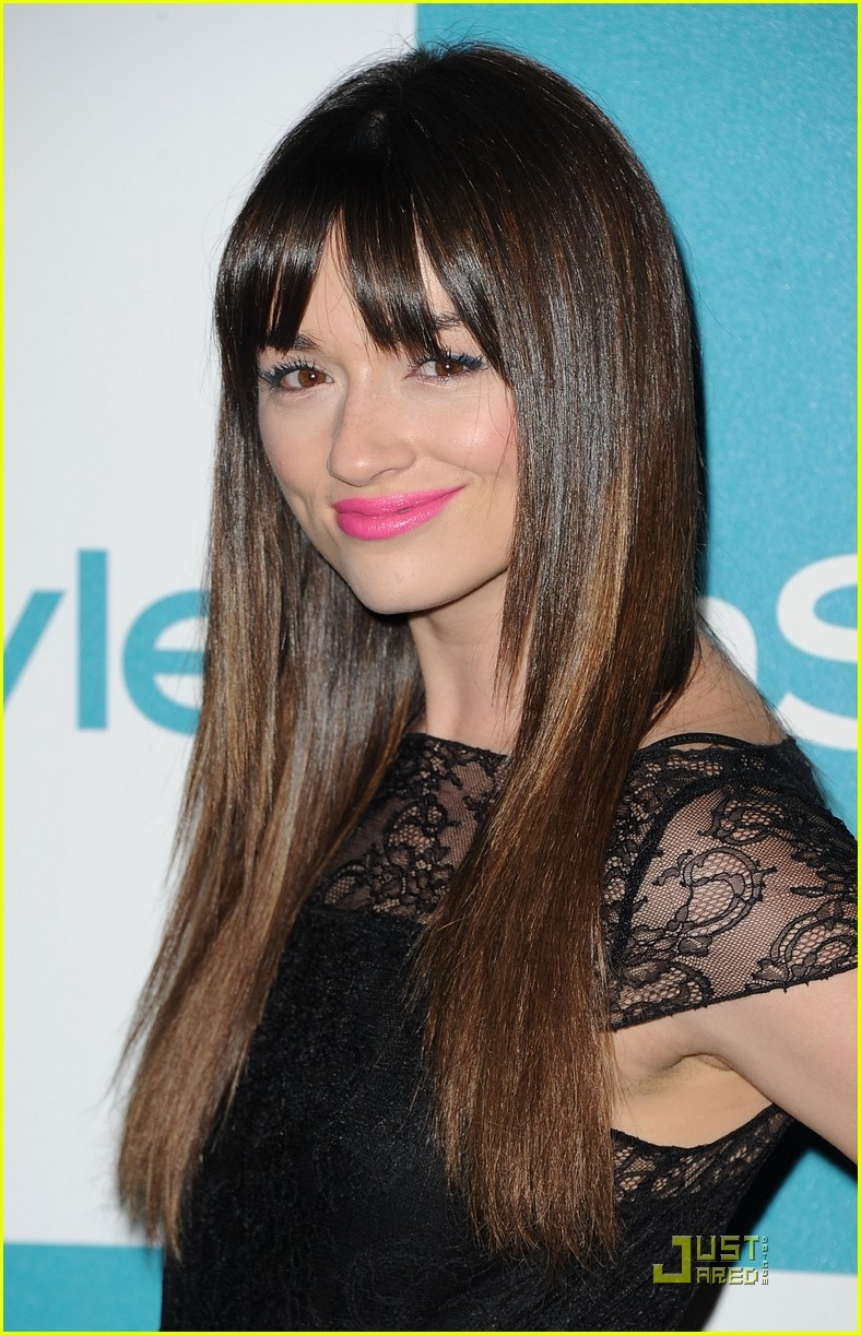 crystal reed instyle ao party 05