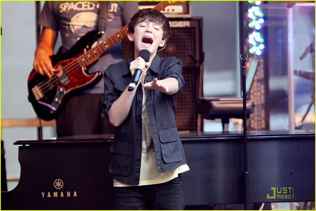 greyson chance fox friends 01