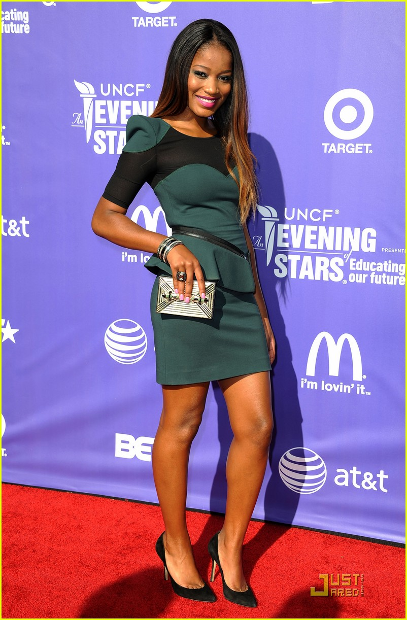 keke palmer uncf event 03