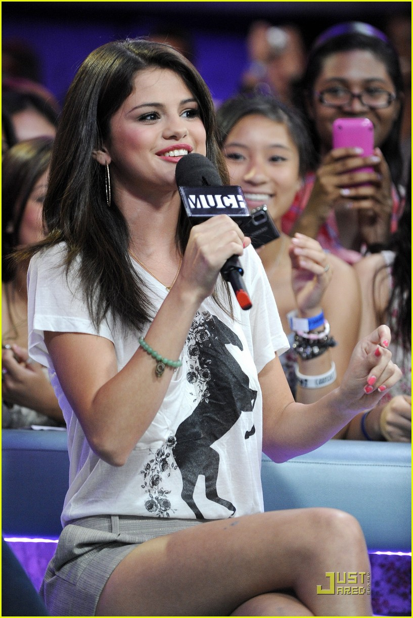 selena gomez much music 03