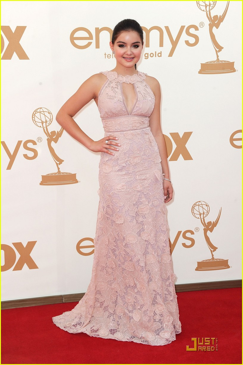 ariel winter nolan gould emmy awards 09