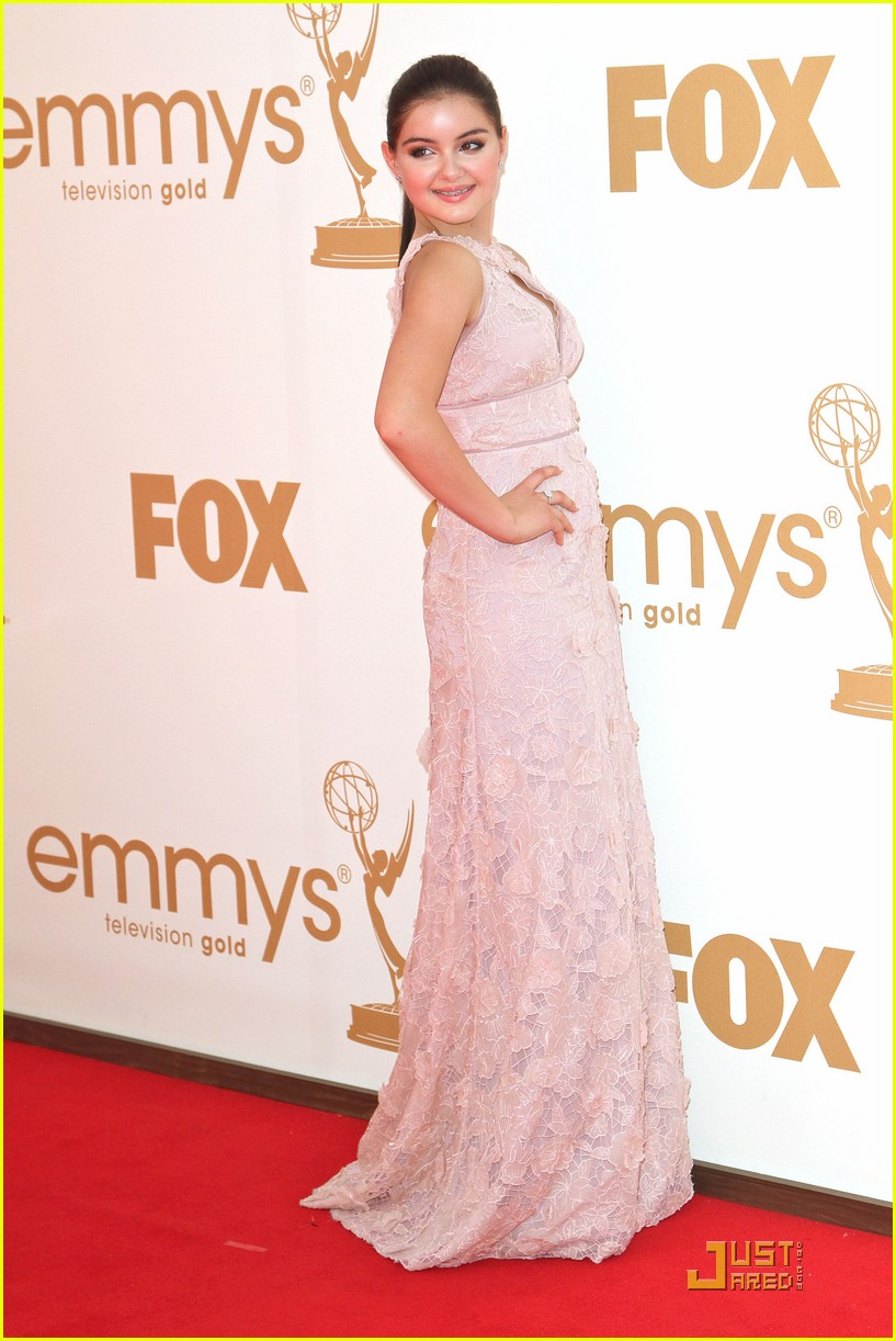 ariel winter nolan gould emmy awards 12