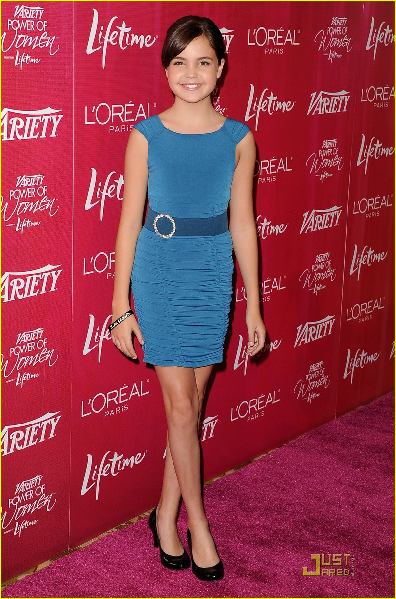 Bailee Madison: Power of Women Luncheon | Photo 438313 ... Jennifer Lawrence Imdb