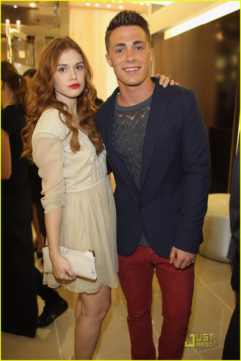 colton haynes holland fno 11