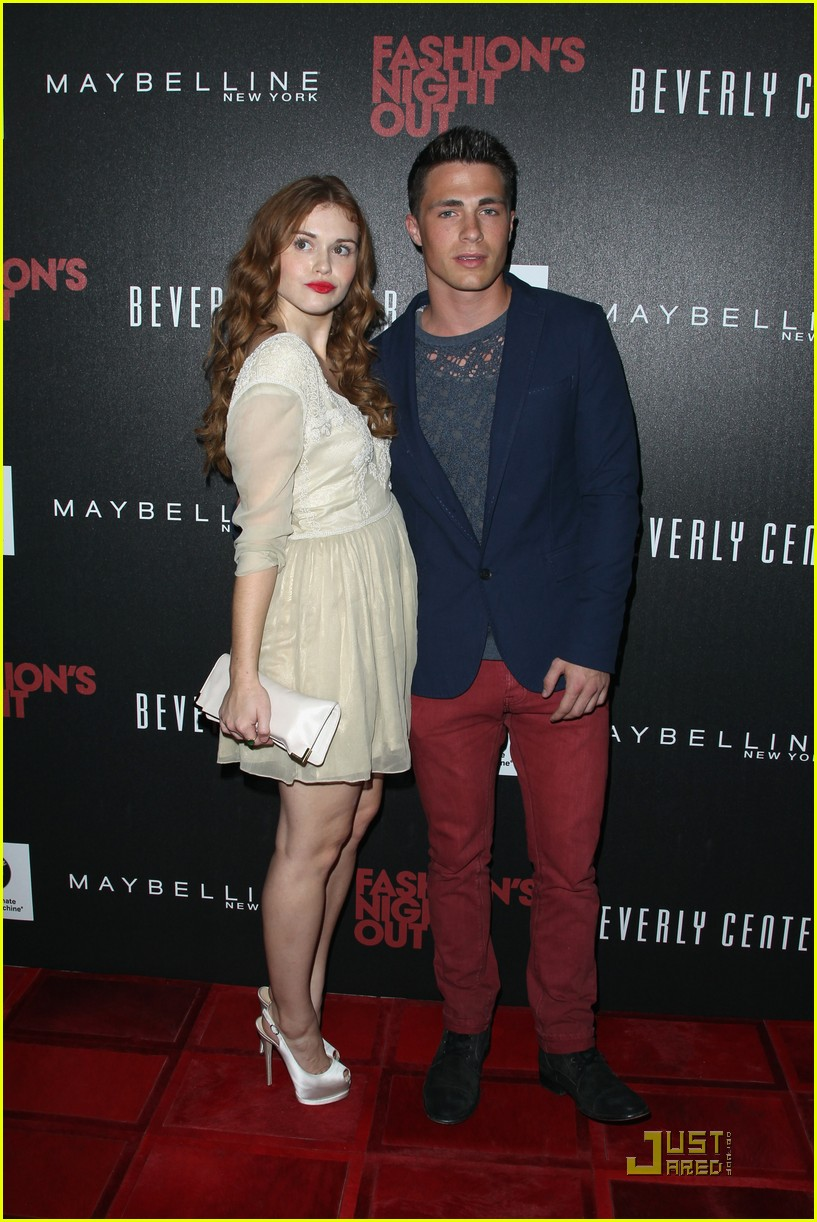 colton haynes holland fno 15