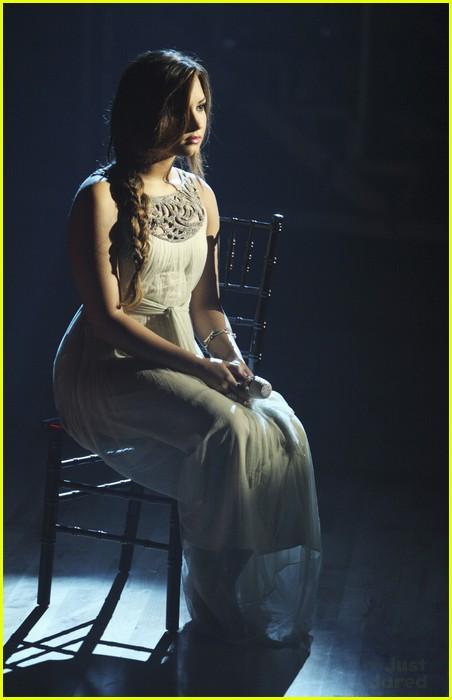 Demi Lovato -- 'Skyscraper' on DWTS! | Photo 439548 ...