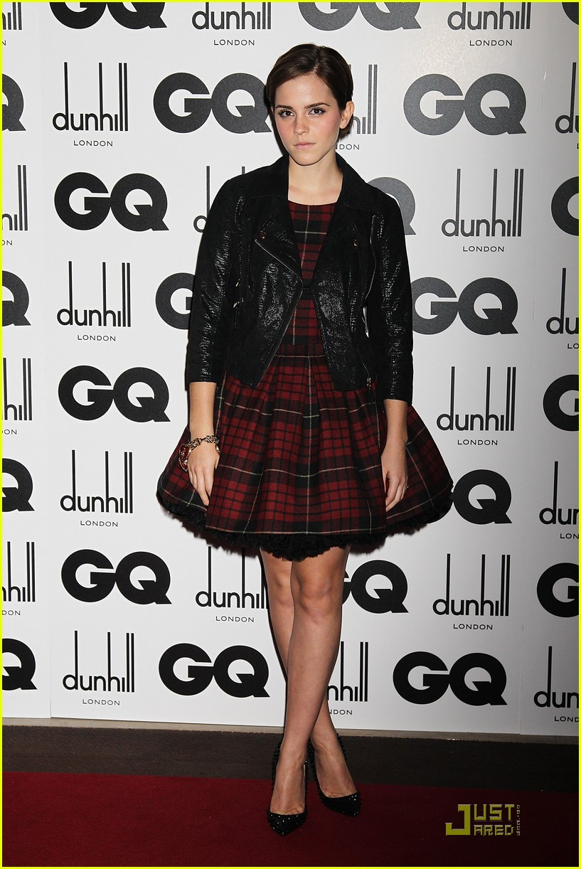 emma watson gq men awards 05
