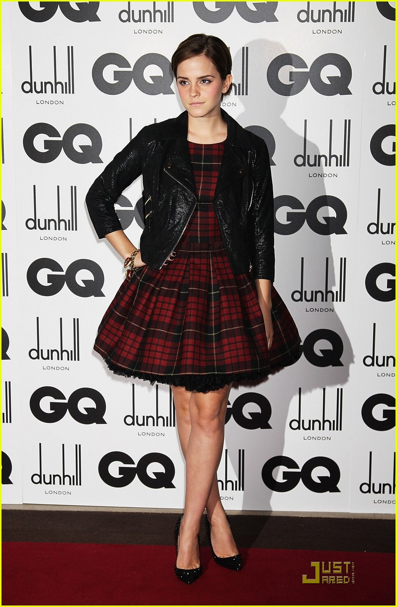 emma watson gq men awards 06