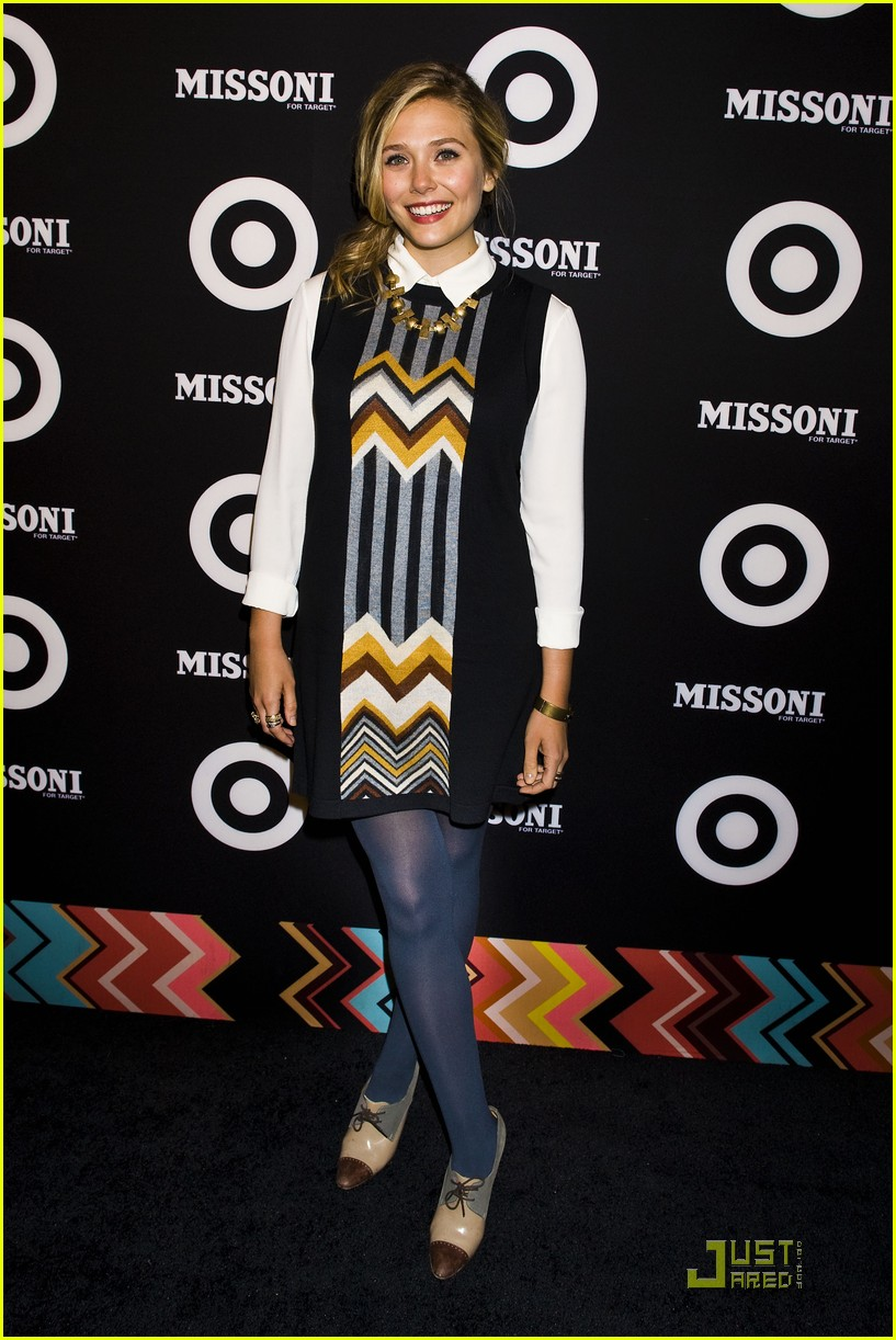 elizabeth olsen missoni target 03
