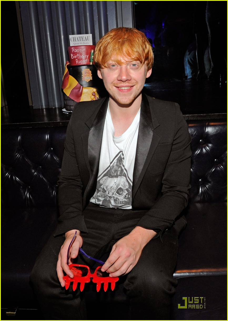 rupert grint chateau birthday 16