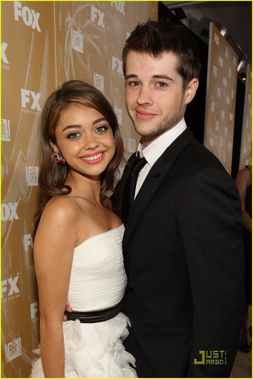 sarah hyland emmys after parties 11