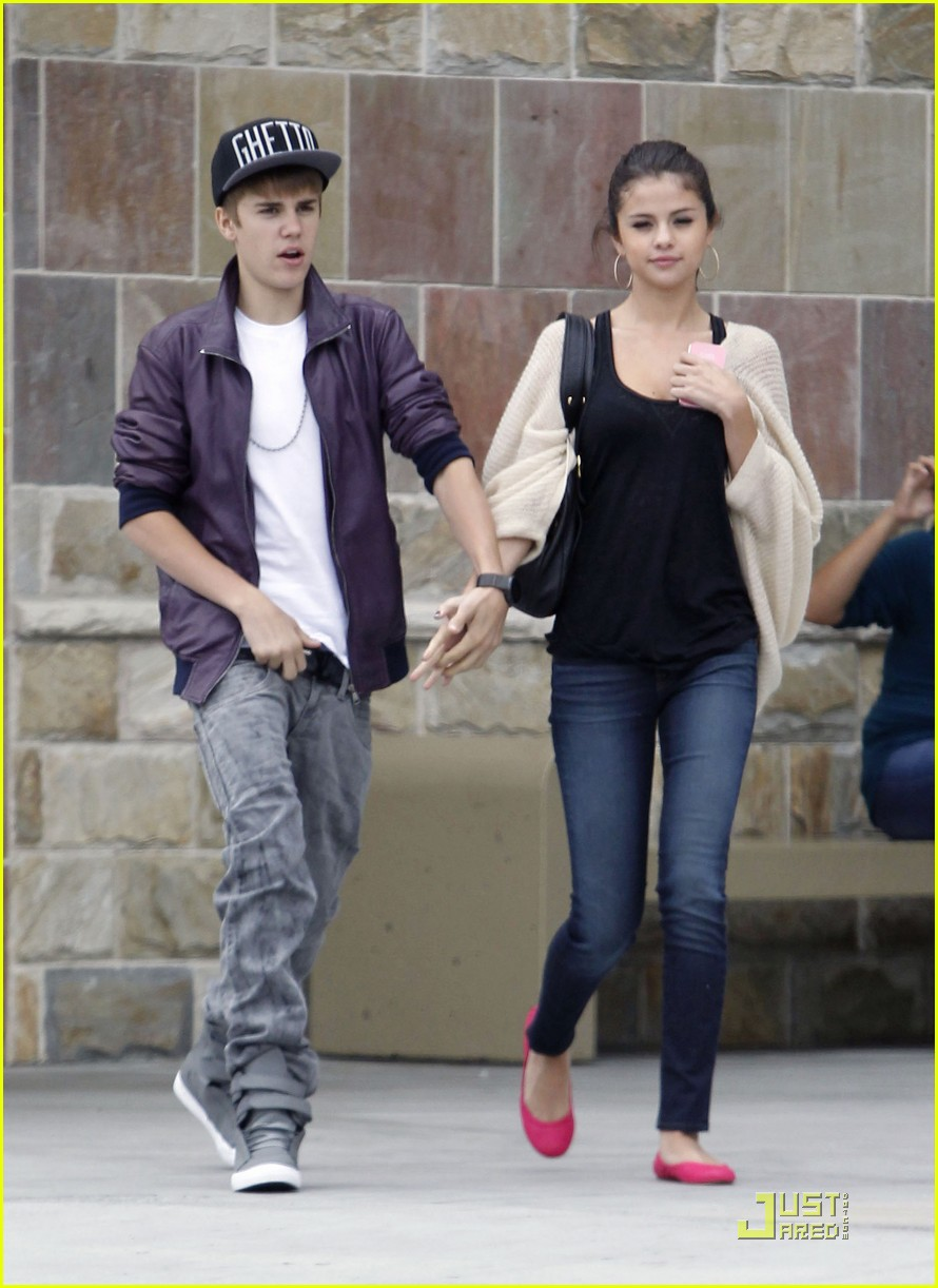 justin bieber selena gomez shop sweet 10