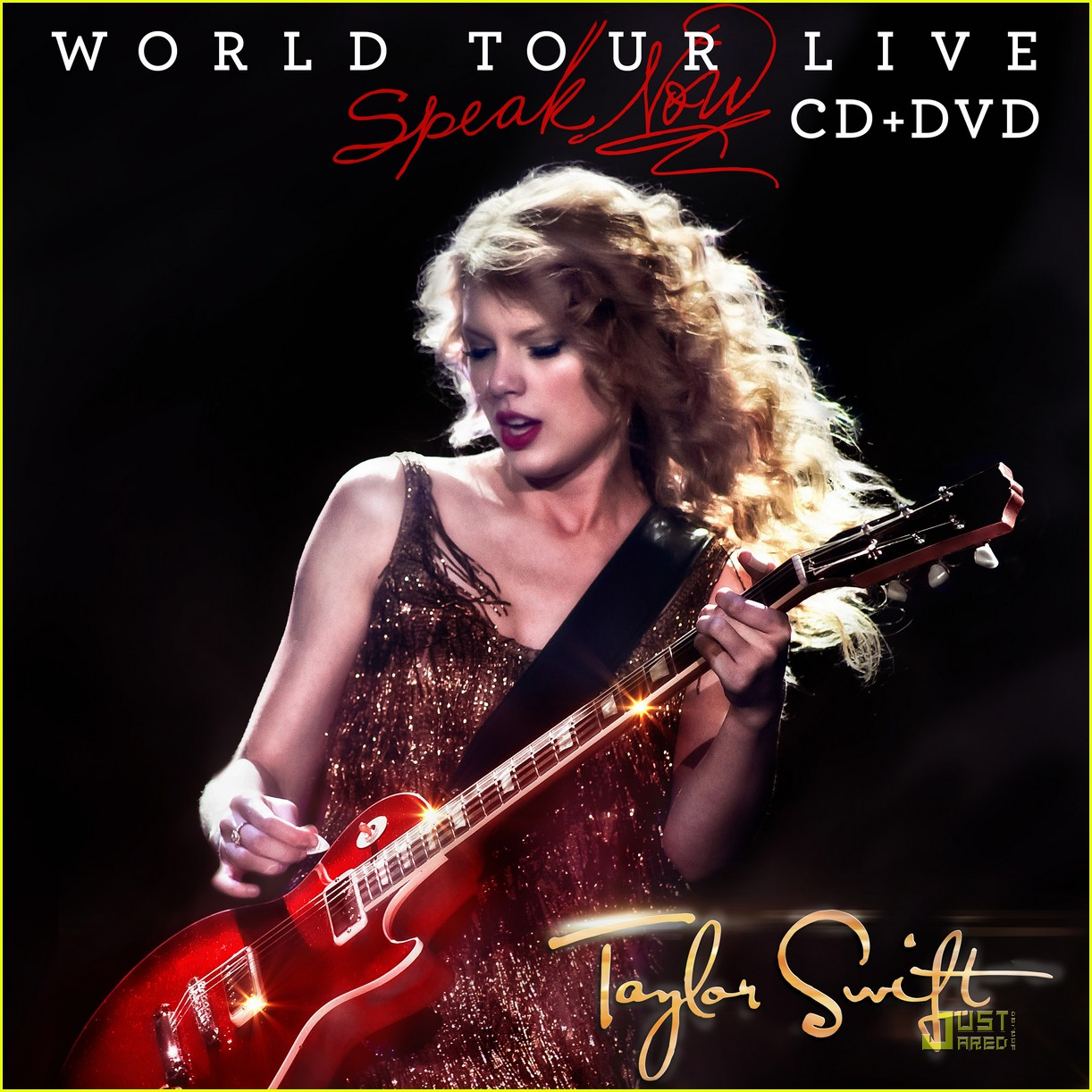 taylor swift cd dvd live 01