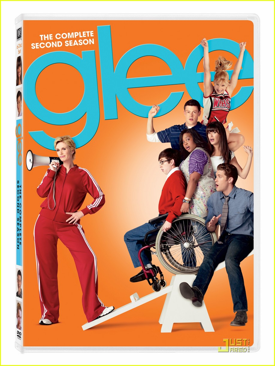 win glee season two dvd 03