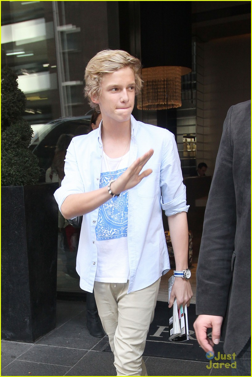 cody simpson njy shoot 07