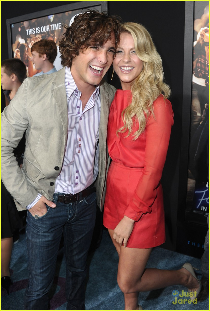 diego boneta footloose premiere 04