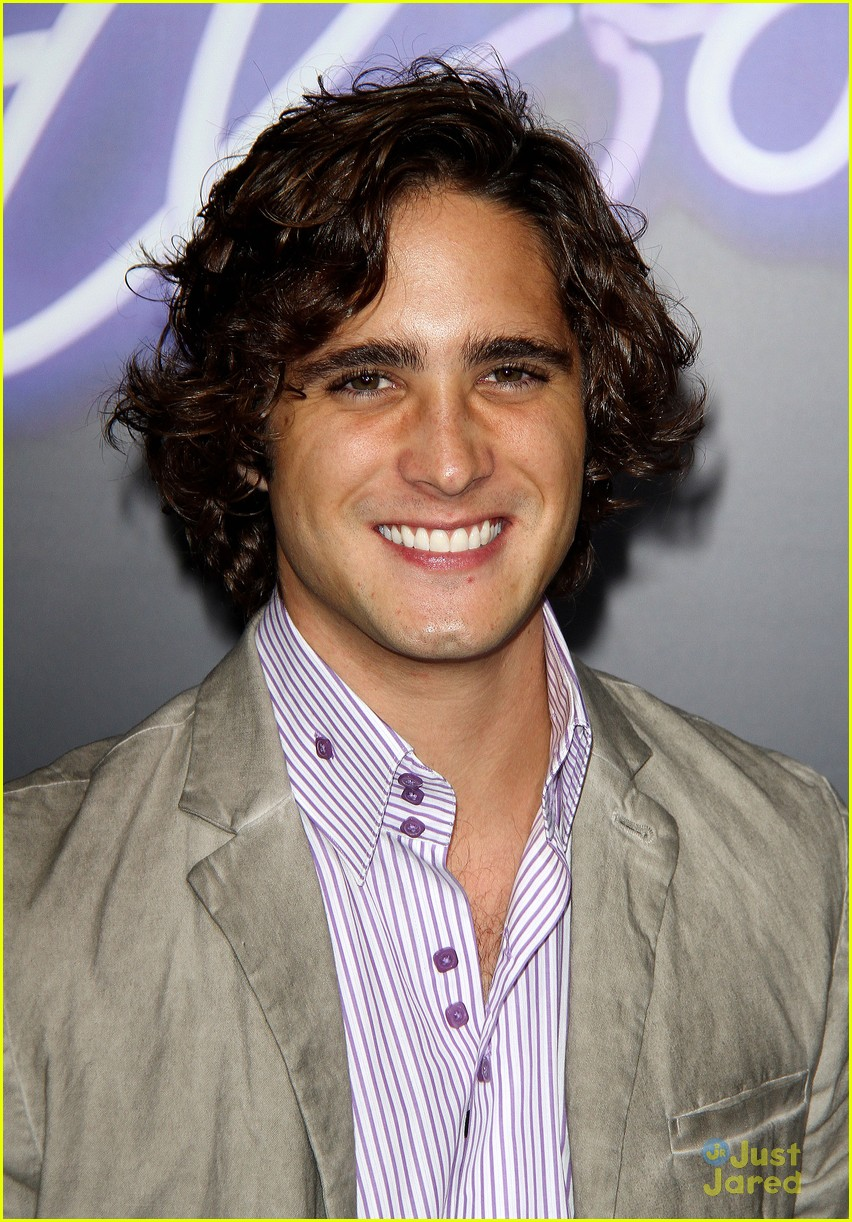 diego boneta footloose premiere 05