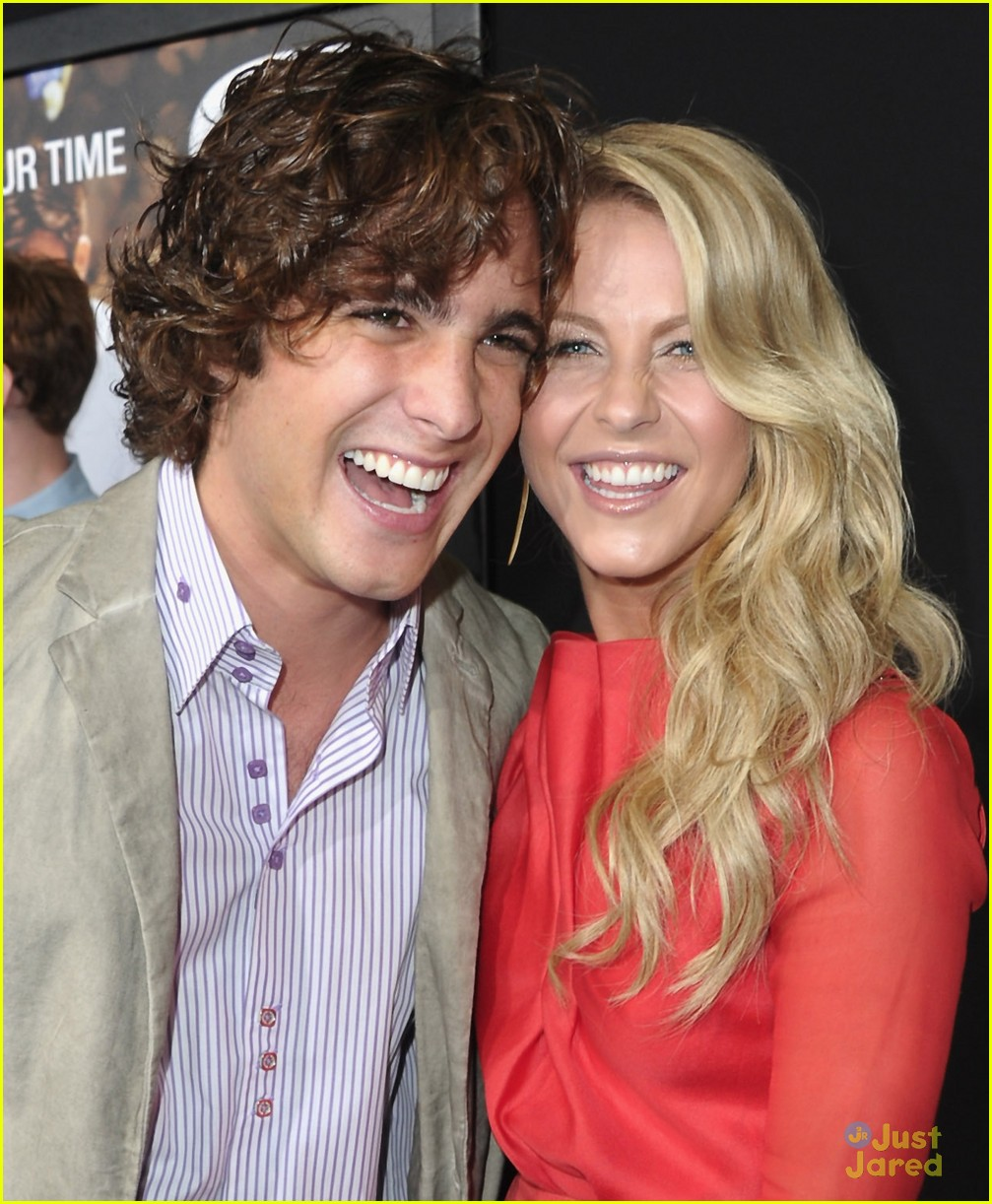 diego boneta footloose premiere 09