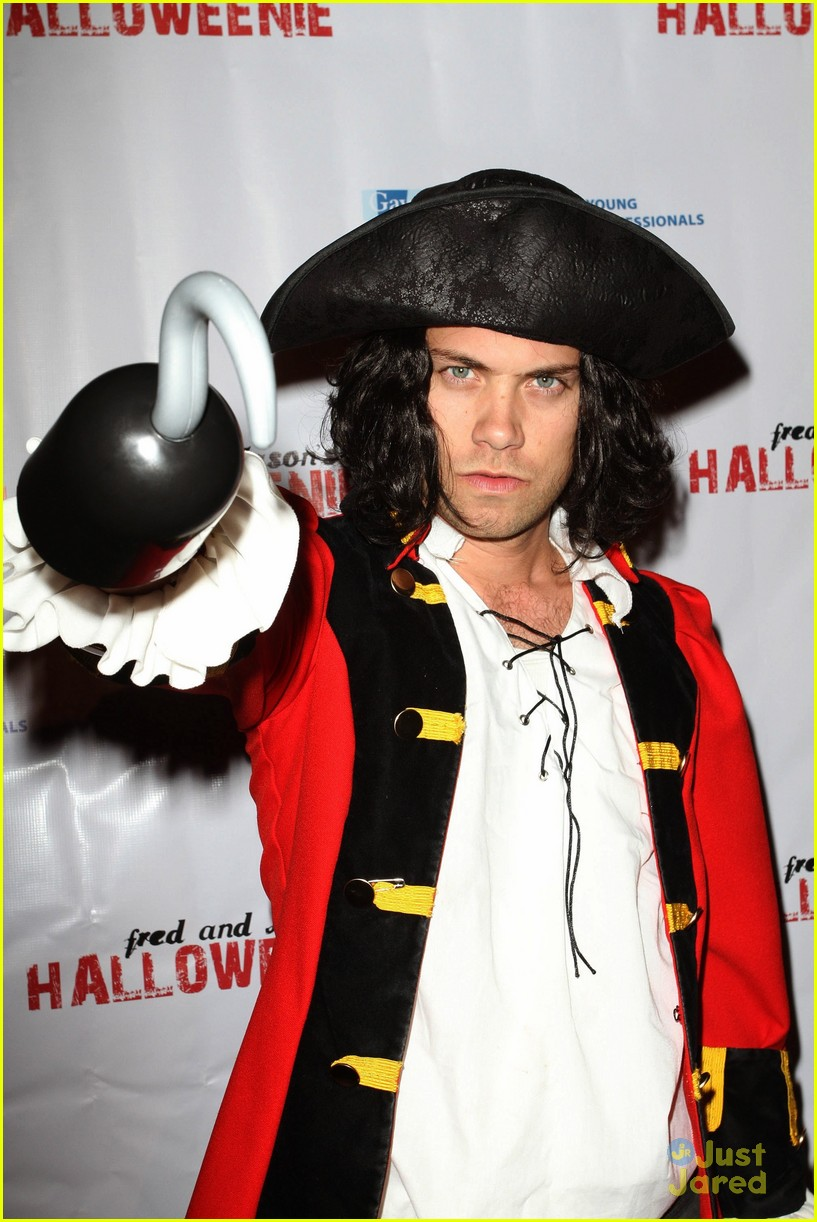 drew seeley amy paffrath halloweenie 02