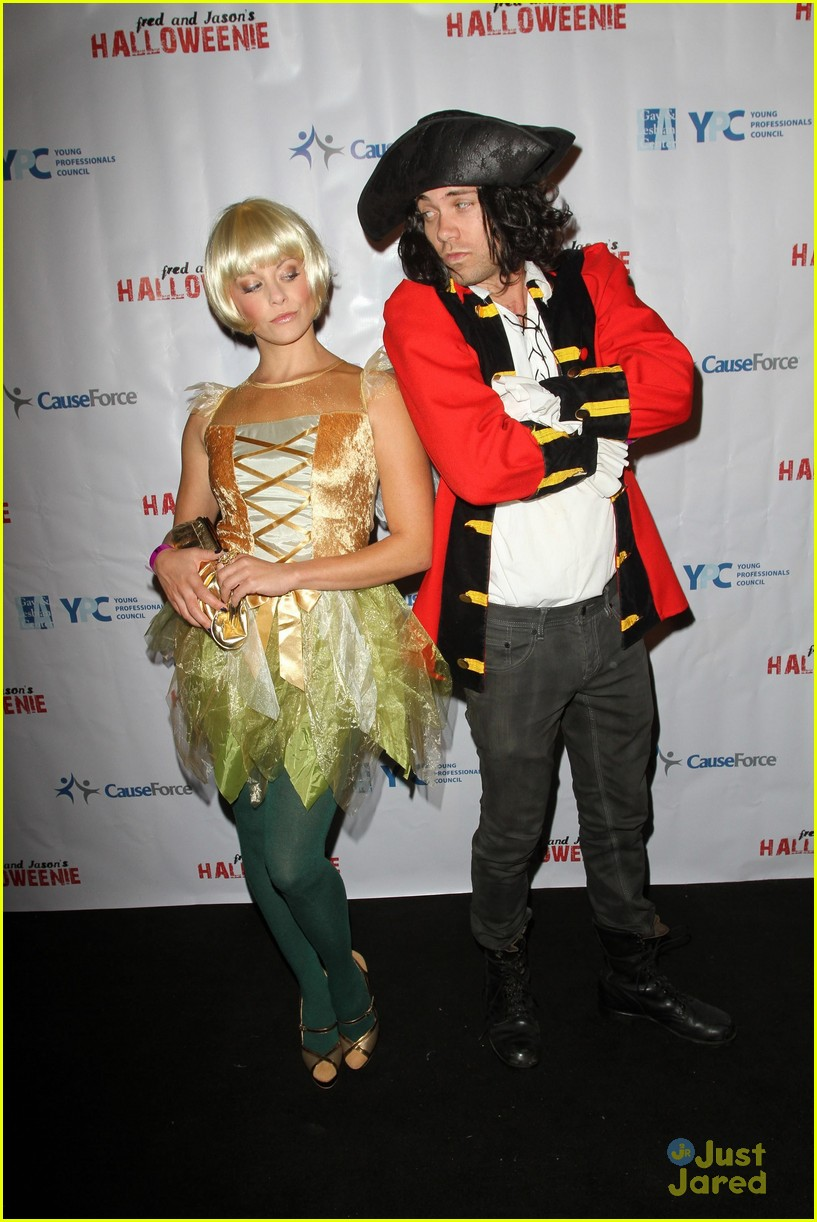 drew seeley amy paffrath halloweenie 03