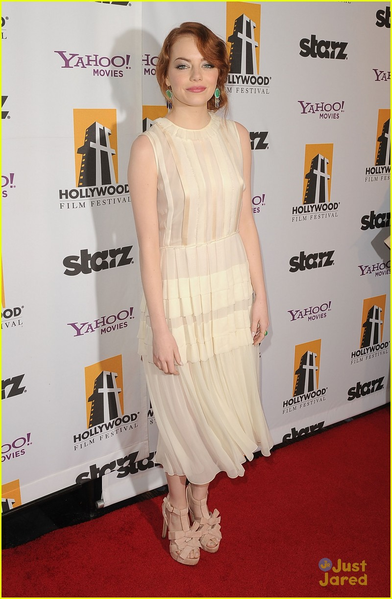emma stone hollywood film awards 14