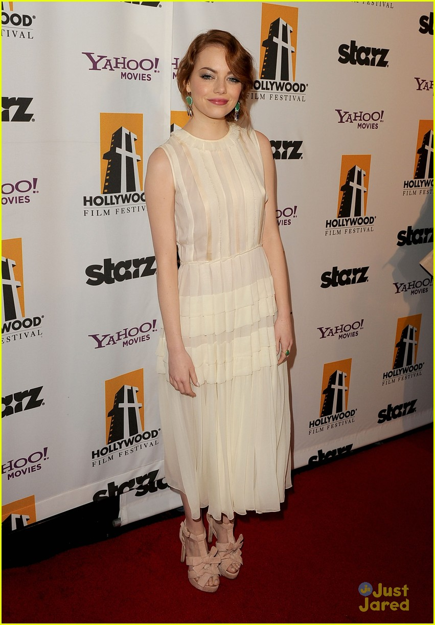 emma stone hollywood film awards 18