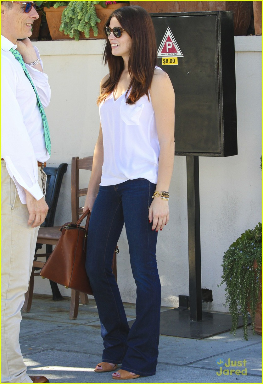 ashley greene il pastaio 03