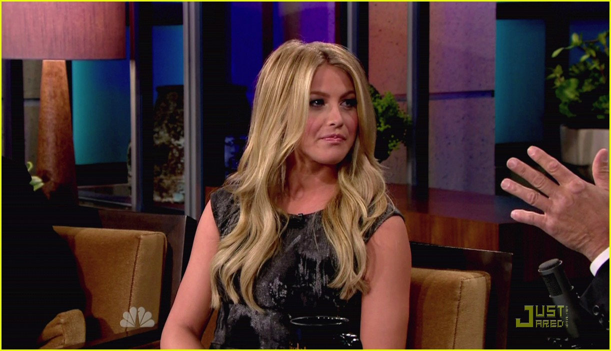julianne hough jay leno 08