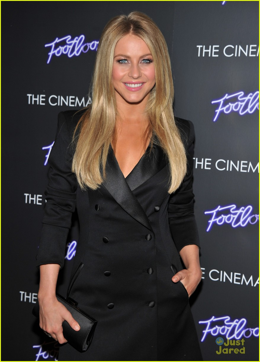 julianne hough footloose nyc 04